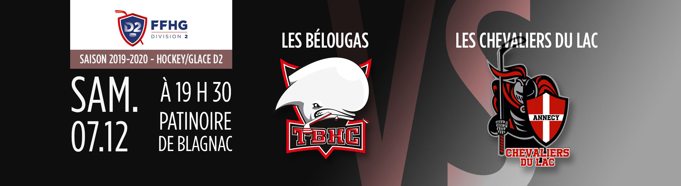 hockey belougas chevaliers